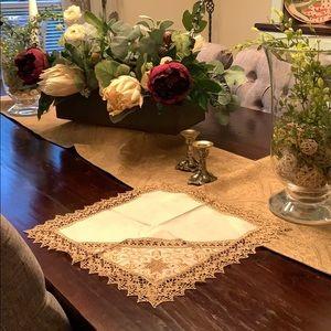 NWT Gorgeous Handmade Linen from Greece (2)
